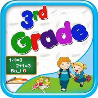 teach me third grade app