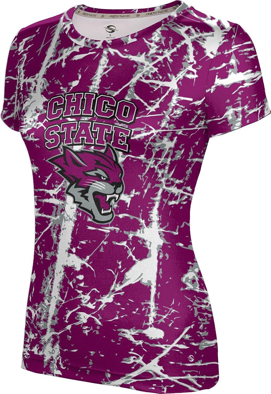 ProSphere California State University Chico Girls' Performance T-Shirt (Distressed)