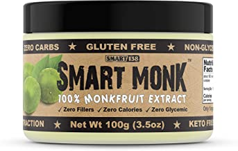 100 pure monk fruit extract