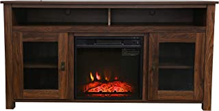 Romayard Electric Fireplace TV Stand Console for TVs up to 60