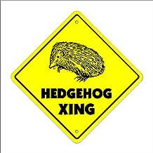 Best hedgehog crossing sign Reviews