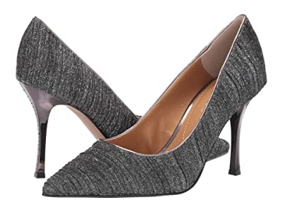 J. Renee Ginesia (Pewter Glitter) High Heels