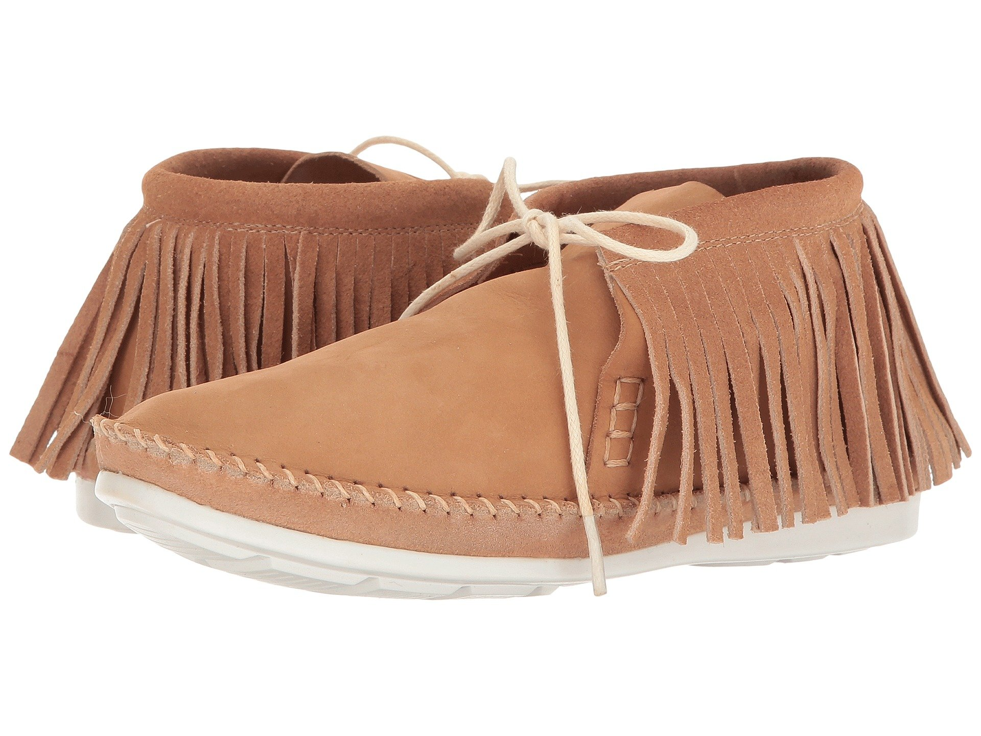 WARM CREATURE Fringe, Blush