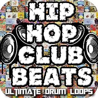 Hard Hip Hop Beat, Scratch Drum Loop