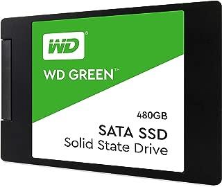 HD SSD 480GB Sata3 Western Digital 2, 5 - WDS480G2G0A