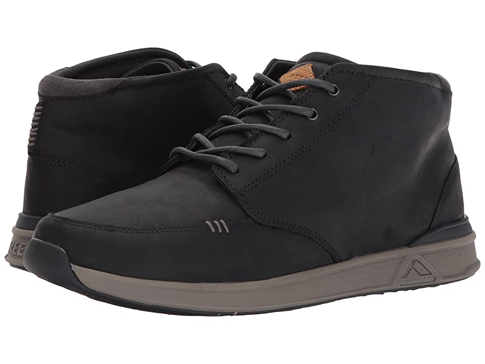 Reef Rover Mid FGL (Black/Grey) Men