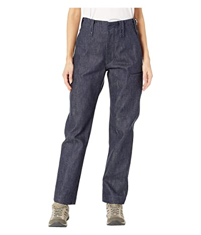 Snow Peak Denim Military Pants (Indigo) Men