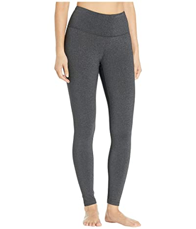 Prana Transform 7/8 Leggings (Charcoal Heather) Women