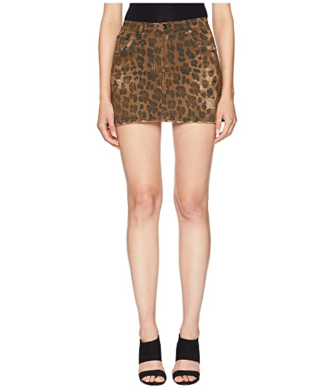 6cfa67b3c R13 High-Rise Mini Skirt at Zappos.com