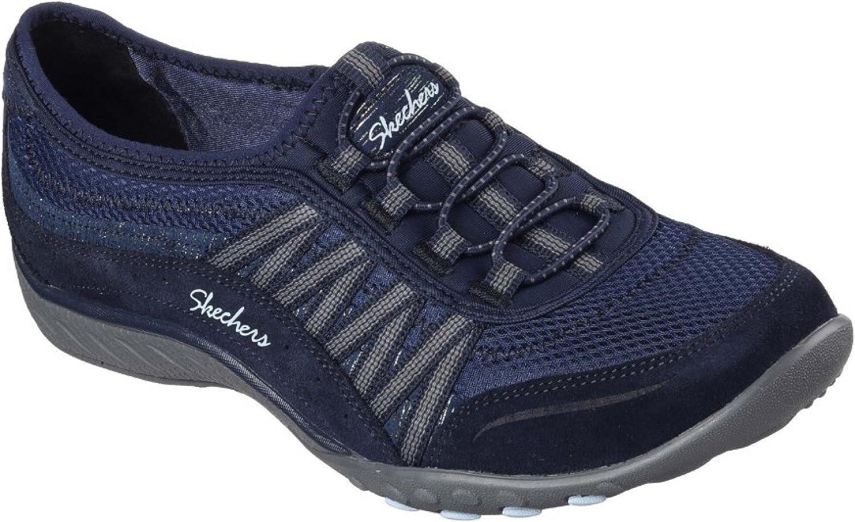 Skechers Womens Ladies Breathe Easy Point Taken Summer shoes