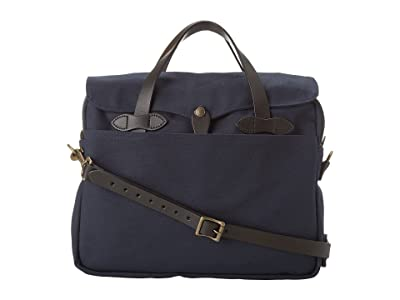 Filson Original Briefcase (Navy) Briefcase Bags