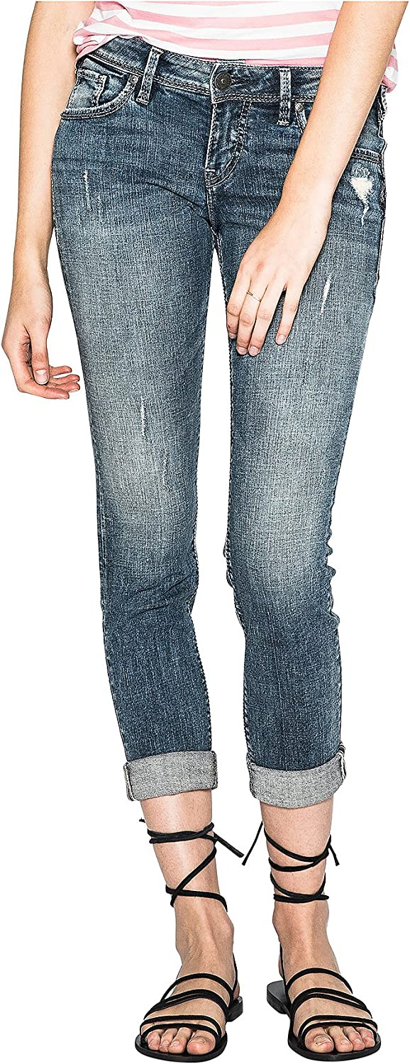 Silver Jeans Co. Women's Sam