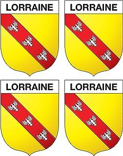 Michael rene pfl/üger barmstedt /&/® 4250517115261 graz design autocollants pour la lorraine drapeau de br/ême