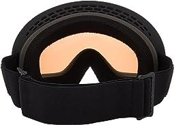 Matte Black Frame/Brose Lens