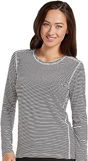 Activate Women's Performance Stripe Scrub Tee