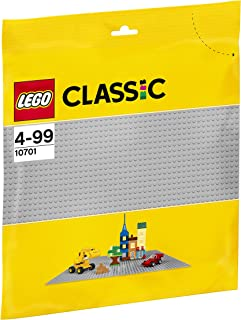 LEGO Classic Gray Baseplate 10701 Playset Toy