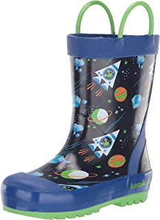 Kamik Kids' Galaxy Rain Boot