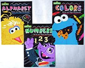sesame street count school