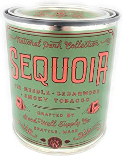 Good And Well Supply Co., Candle National Park Pint Sequoia, 14 Ounce