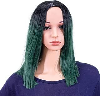 Best medium green wig Reviews