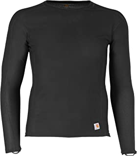 Carhartt Men's Force Lightweight Thermal Base Layer Long Sleeve Shirt