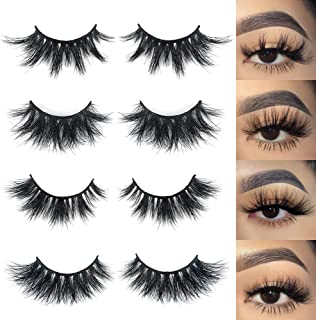 Mikiwi 3D Mink Lashes, Mink Lashes, Real Mink Lashes, Dramatic Eyelashes, Mink Lashes Strip, 5D Mink Lashes, Whosesale Min...
