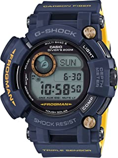 CASIO G-SHOCK MASTER OF G FROGMAN NAVY BLUE GWF-D1000NV-2JF MENS
