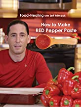 Food Healing:  How to Make Red Pepper Paste