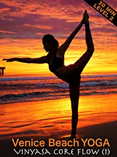 Venice Beach Yoga - Vinyasa Core Flow (1) - Level 2