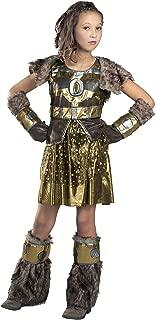 Princess Paradise Hildagaard Warrior Costume, Tween Small