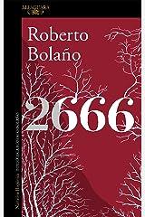 2666 (Spanish Edition) Kindle Edition