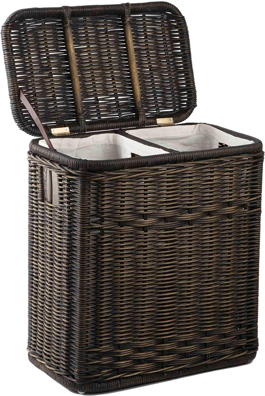 Christmas Wicker Basket Foot Care Hamper Girls Ladies Mum Wife RRP £25 Now £15