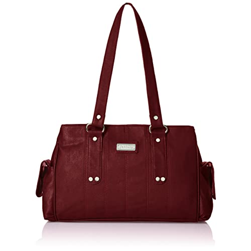 Fantosy three partition shoulder bag