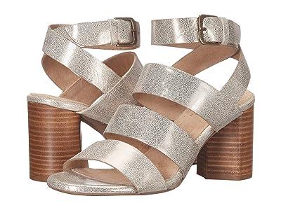 Seychelles Antiques (Platinum Metallic) High Heels