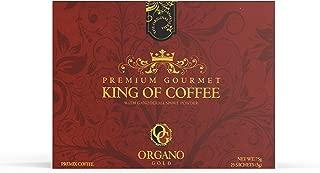 Gourmet King of Coffee (25 Sachets)