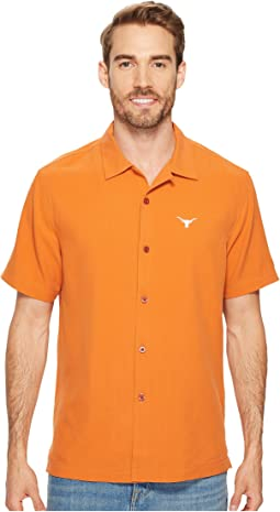 Tommy Bahama - Texas Longhorns Collegiate Series Catalina Twill Shirt