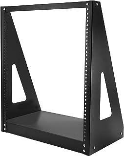 StarTech.com 2 Post Open Frame Rack - 12U Heavy Duty Rack - Compact - Open Frame - Network Equipment Rack (2POSTRACK12)