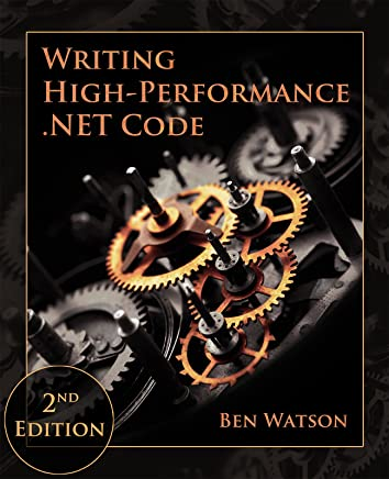 Image result for writing high performance .net code