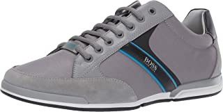 Hugo Boss Men's Saturn Profile Low Top Sneaker