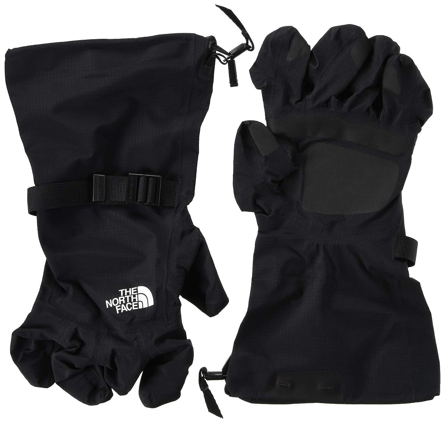 大佐厚くする裕福な[ザ?ノース?フェイス] マウンテンシェルグローブ MT Shell Glove