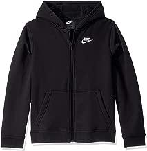 Nike Boy's NSW Club Full Zip Hoodie