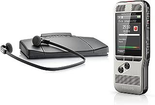 Philips DPM 6000 Digital Pocket Memo and Transcription Kit DPM-6700