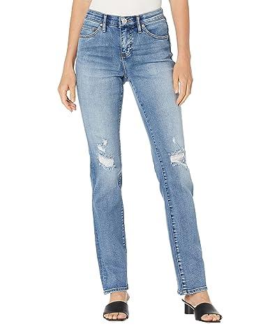Jag Jeans Ruby Best Kept Secret Straight Leg Jeans in Reprieve Denim