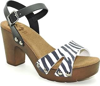 Porronet Botas Mujer 4023 Cuero (38): Amazon.es: Zapatos y