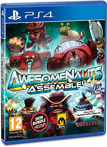 wholesale Awesomenauts outlet online sale popular Assemble! [Playstation 4 PS4] outlet sale