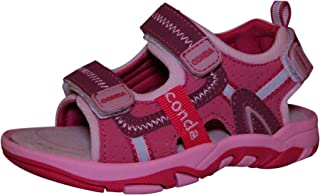 CONDA Kids Explorer Triple Strap Sandals for Boys and Girls Toddler/Little Kid/Big Kid