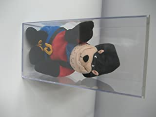 """Retired Disney Mickey Mouse Clubhouse 8"""" Hard to Find Frontierland Pete Outlaw Plush Bean Doll"""