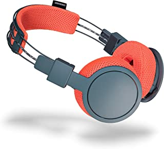 URBANEARS Hellas Wireless On-Ear Headphones, Sweat-Resistant Bluetooth Sports Headphone, with up to 14 Hours of Cord Free ...