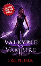 Valkyrie vs. Vampire: Extended Sneak Peek Sampler