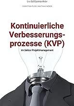 BwlBlitzmerker: Kontinuierliche Verbesserungsprozesse (KVP) im Sektor Projektmanagement (German Edition)